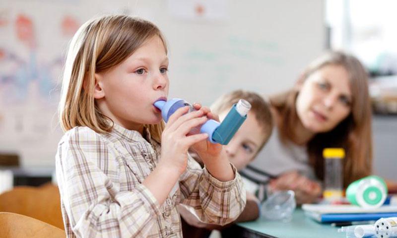 Relais asthme