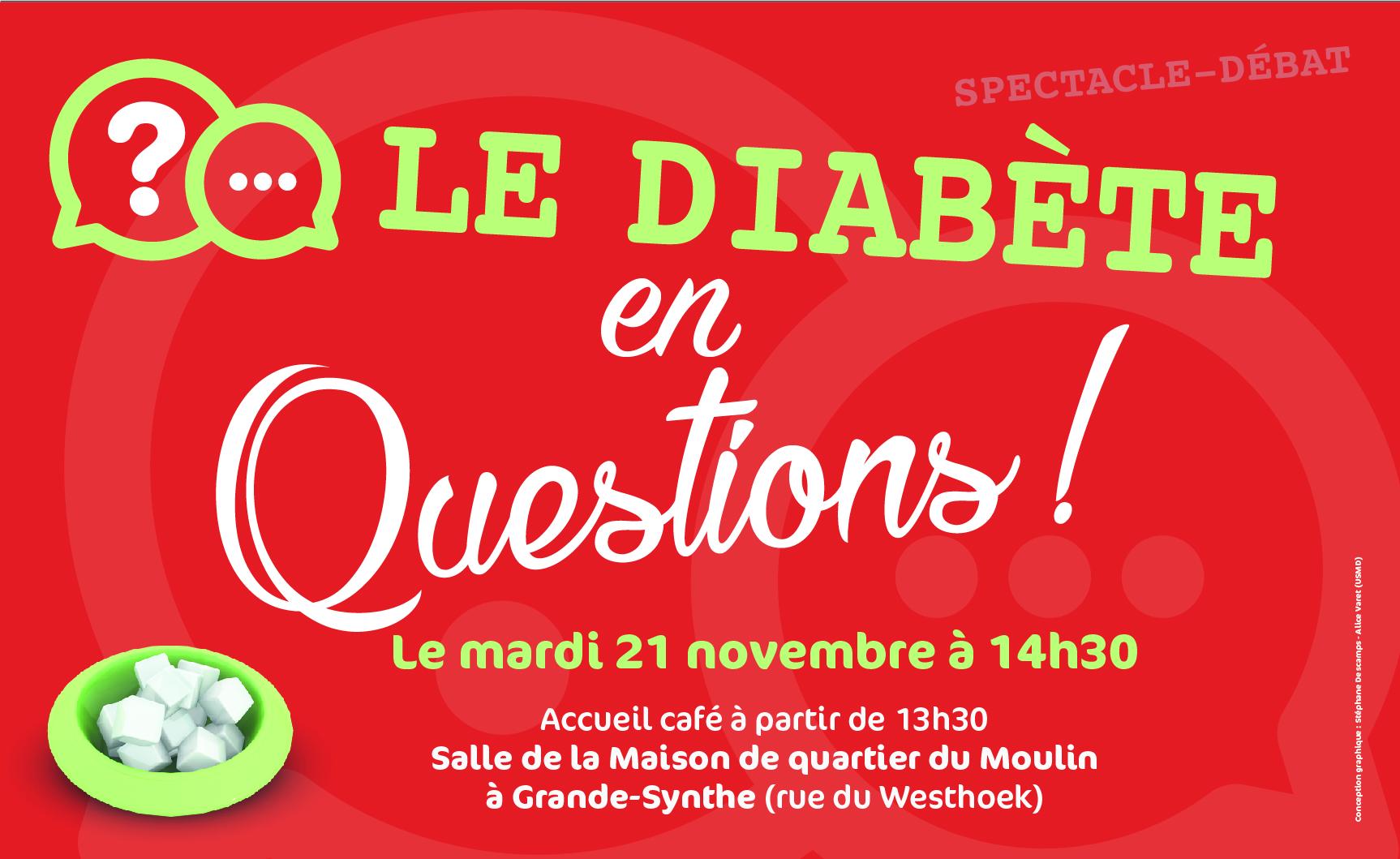Le diabète en questions !